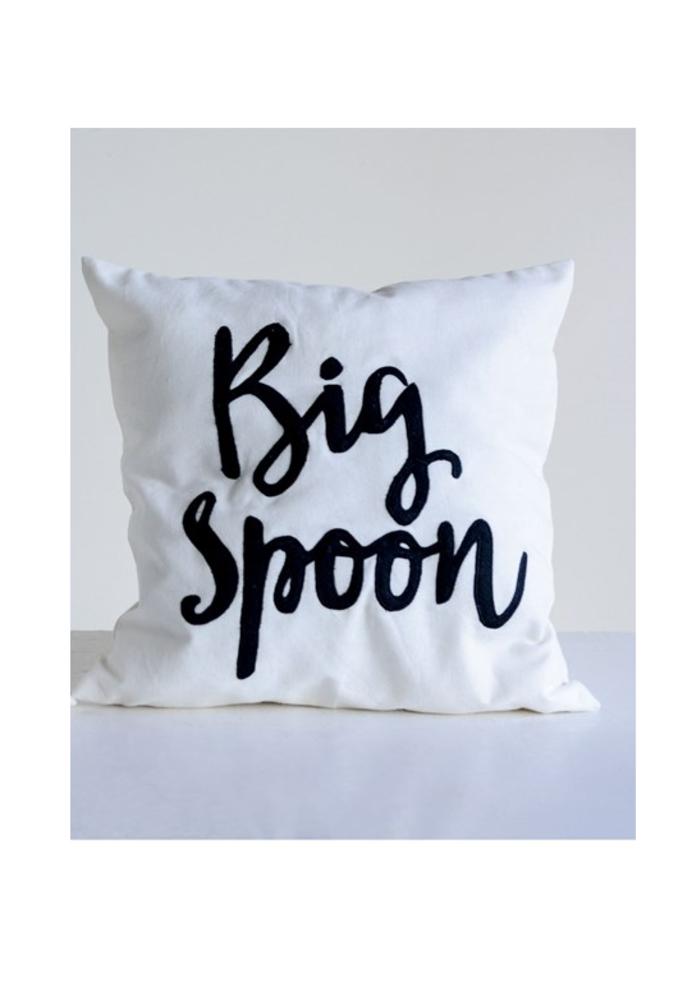 Big Spoon Pillow