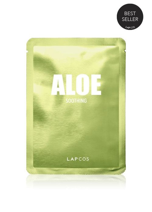 LAPCOS Daily Skin Mask Aloe Soothing