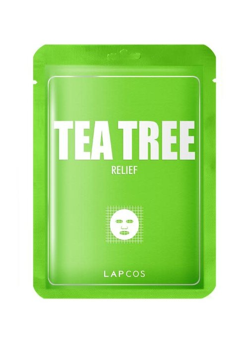 LAPCOS Daily Skin Mask Tea Tree Relief