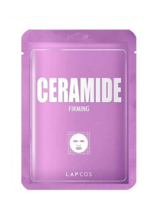 LAPCOS Daily Sheet Mask Ceramide Firming