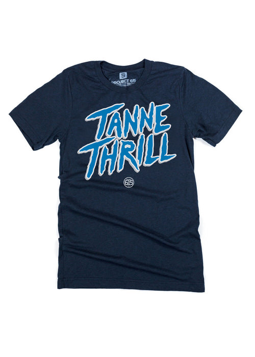 "Project 615 ""Tanne-Thrill"" Exclusive Titans Unisex Tee"