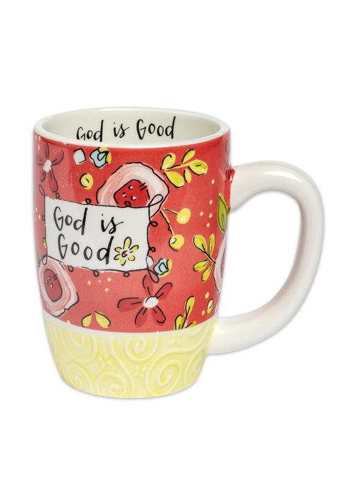 God is Good Gift Mug