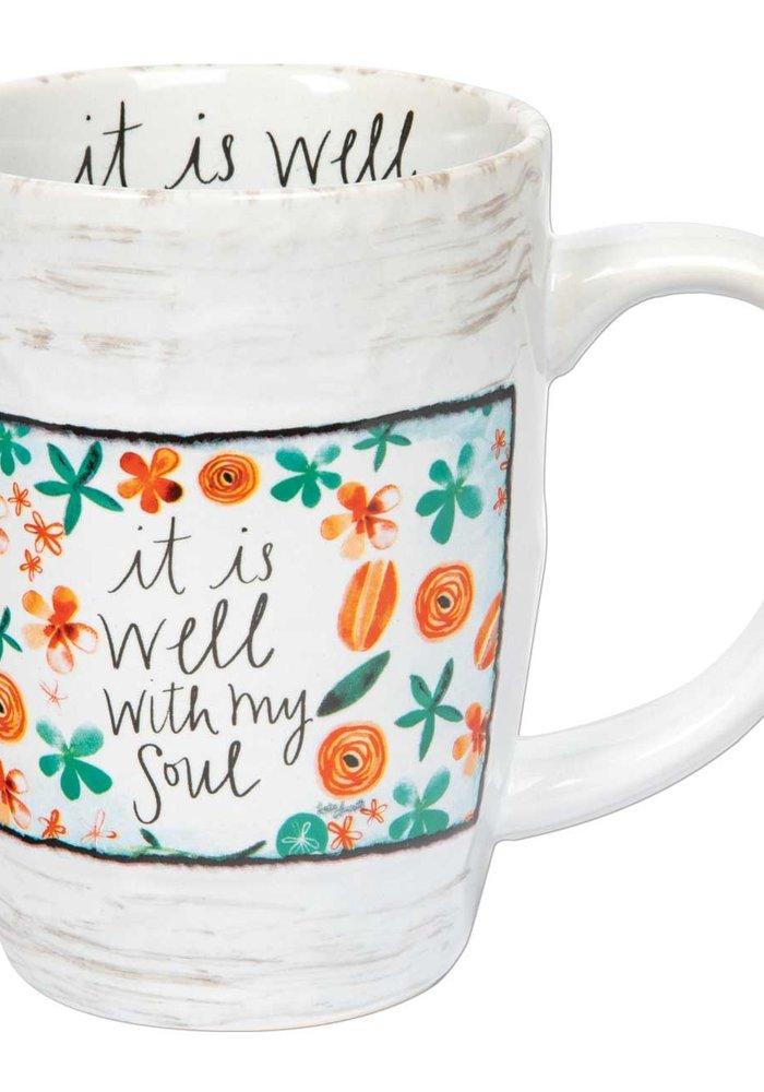 It Is Well With My Soul Gift Mug