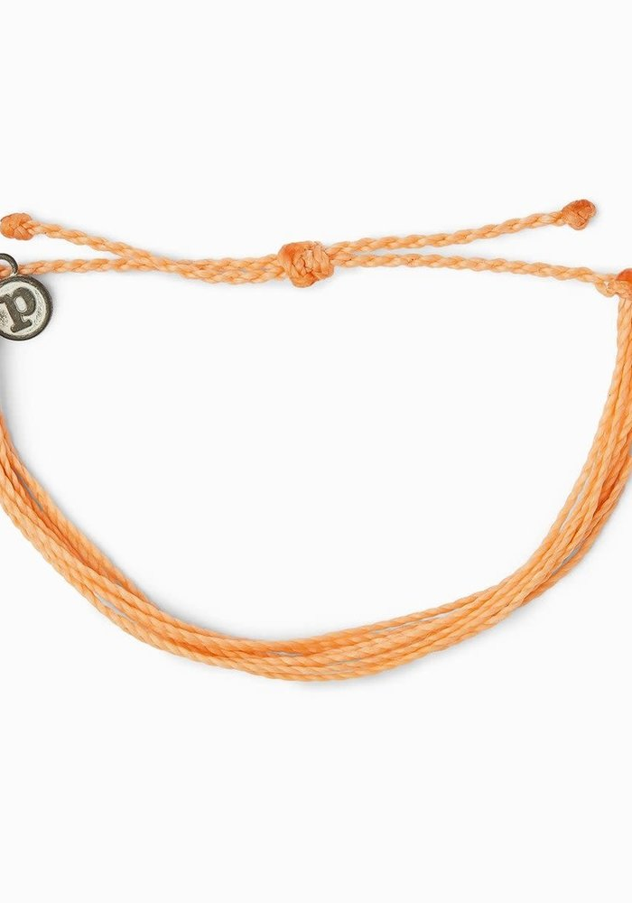 Original Bracelet Solid Peach