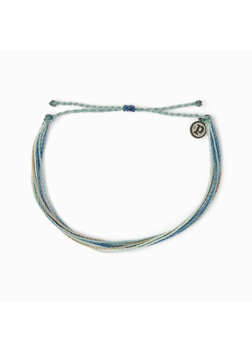 Pura Vida Original Anklet April Showers