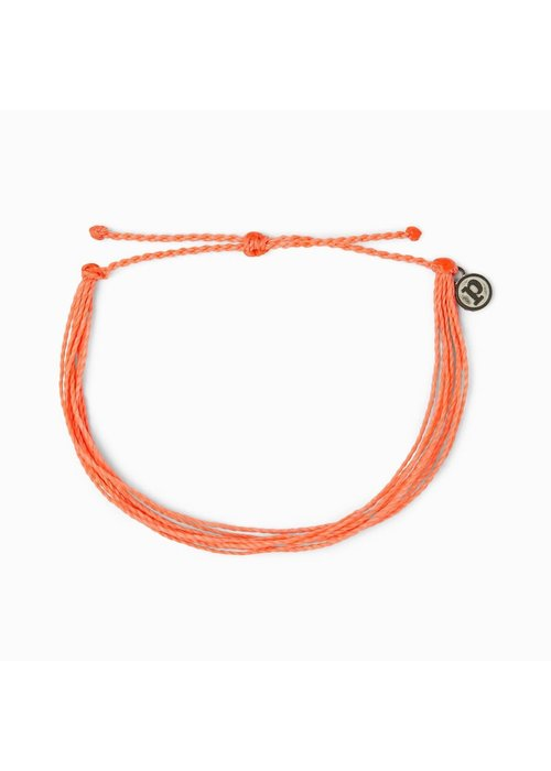Pura Vida Original Anklet Strawberry
