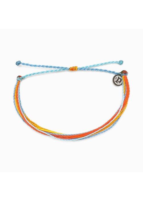Pura Vida Original Bracelet Citrus Surfline