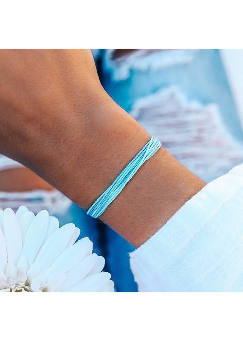 Pura Vida Parkinson's Disease Awareness Charity Bracelet