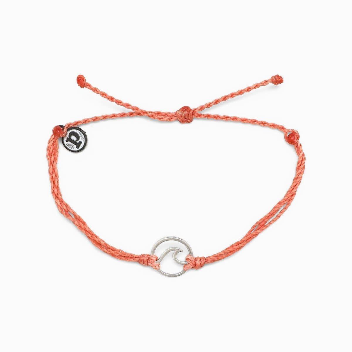 Silver Wave Bracelet C The Trendy