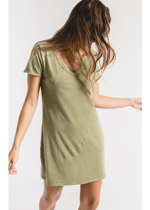 Z Supply The Organic Cotton T-Shirt Dress