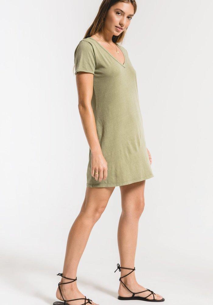 The Organic Cotton T-Shirt Dress
