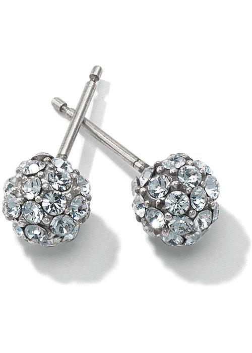 Brighton Chara Ellips Post Earrings
