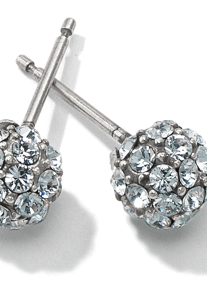 Chara Ellips Post Earrings