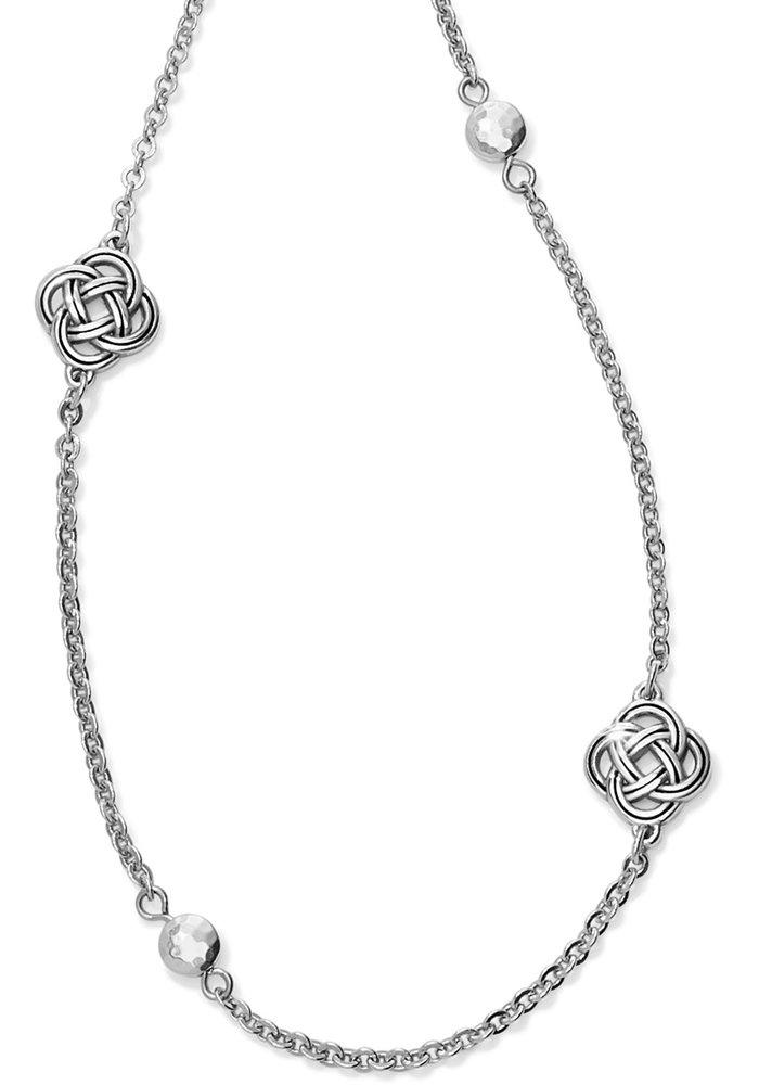 Interlok Petite Long Necklace