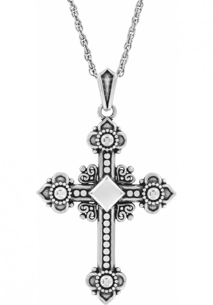 Alcazar Cross Necklace