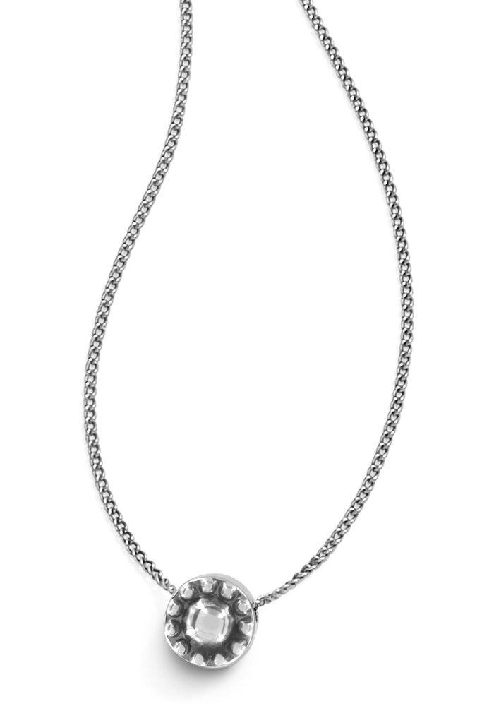 Illumina Solitaire Necklace