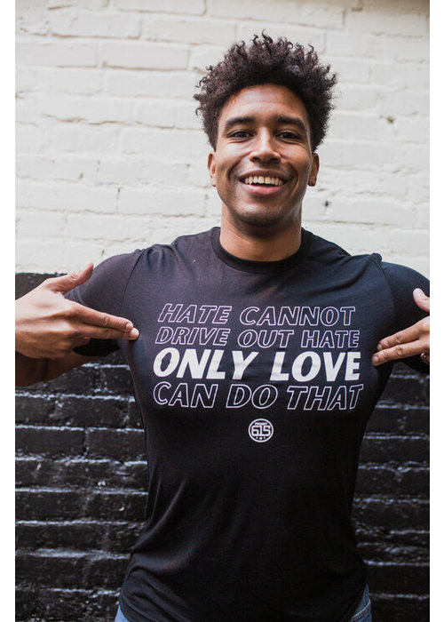 Only Love MLK Unisex Tee
