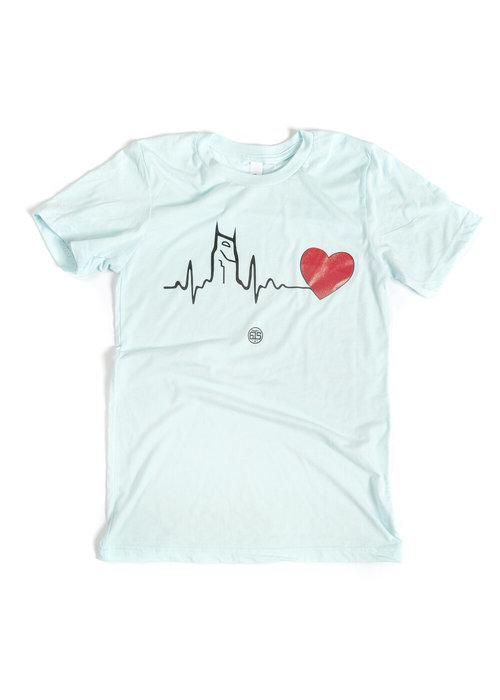 Project 615 Nashville Pulse Heart Tee