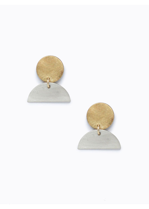 ABLE Mini Cleo Earrings