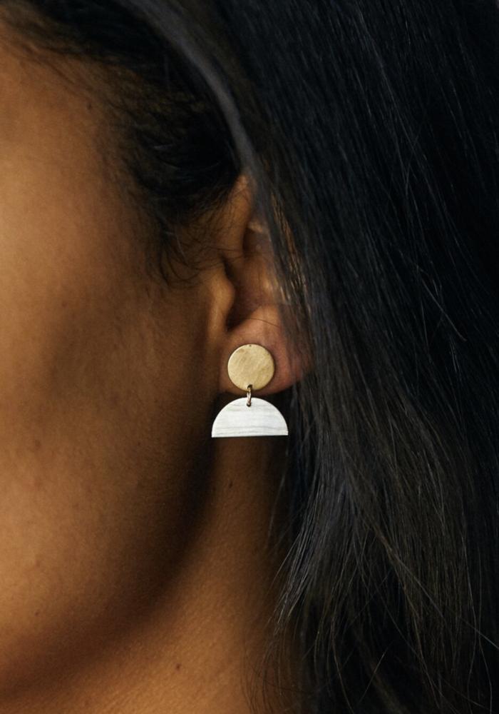 Mini Cleo Earrings