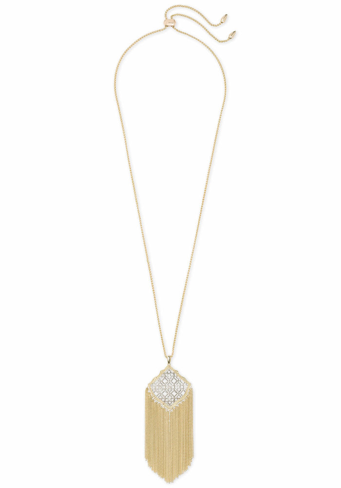Kingston Necklace Gold Metal