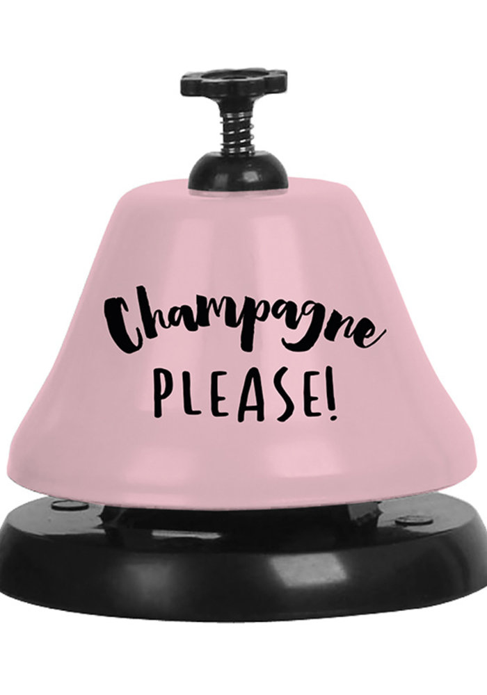Champagne Please! Bell