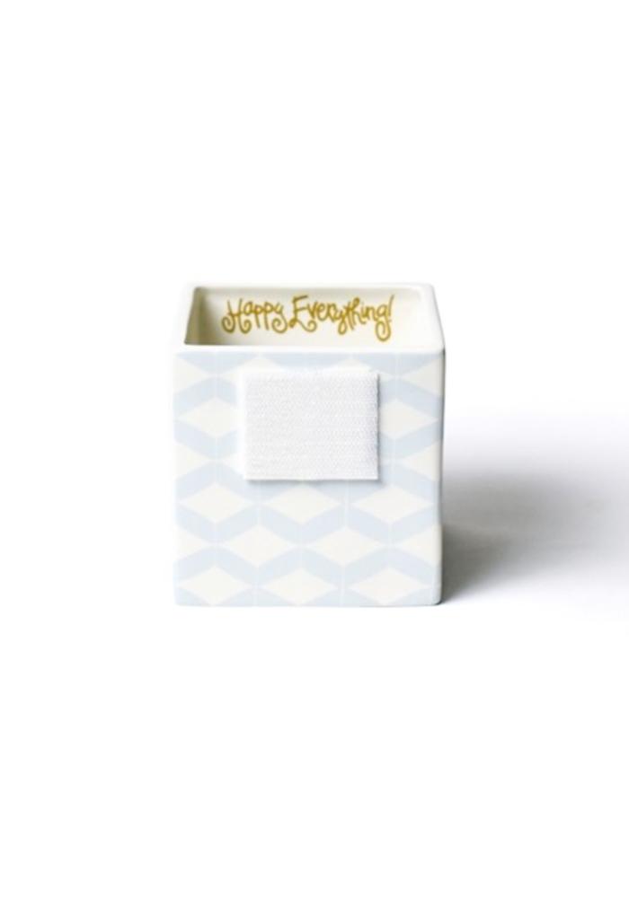 Smoke Angle Weave Nesting Cubes