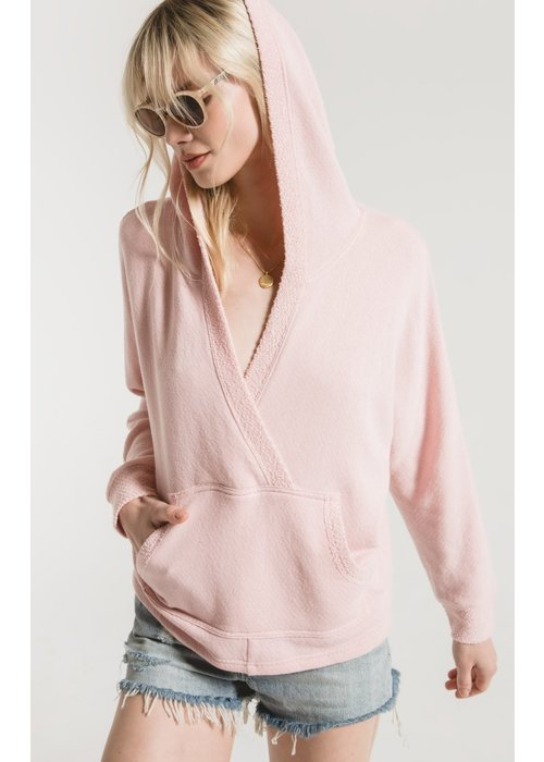 Z Supply The Surplice Hoodie