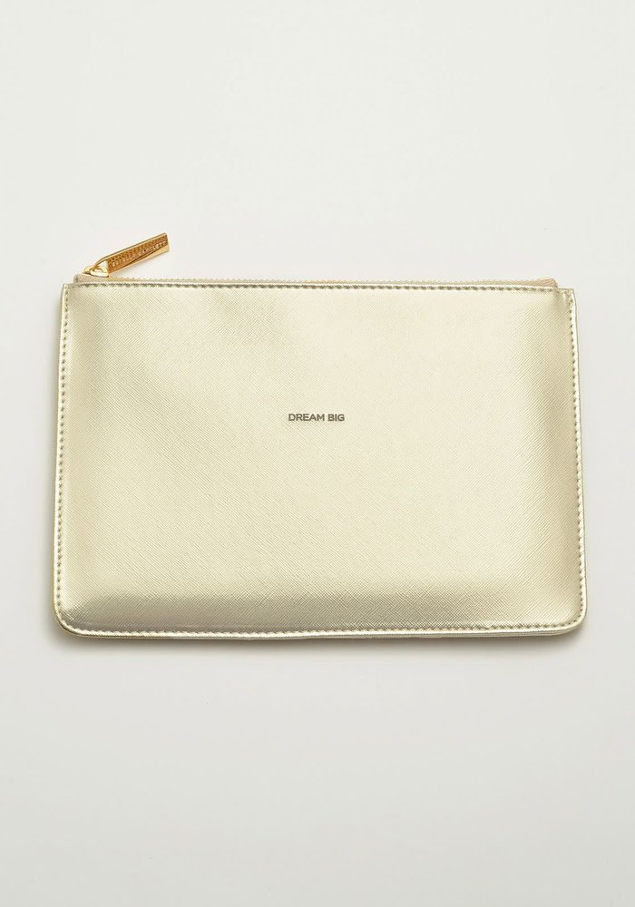 Medium Inspirational Zip Pouch