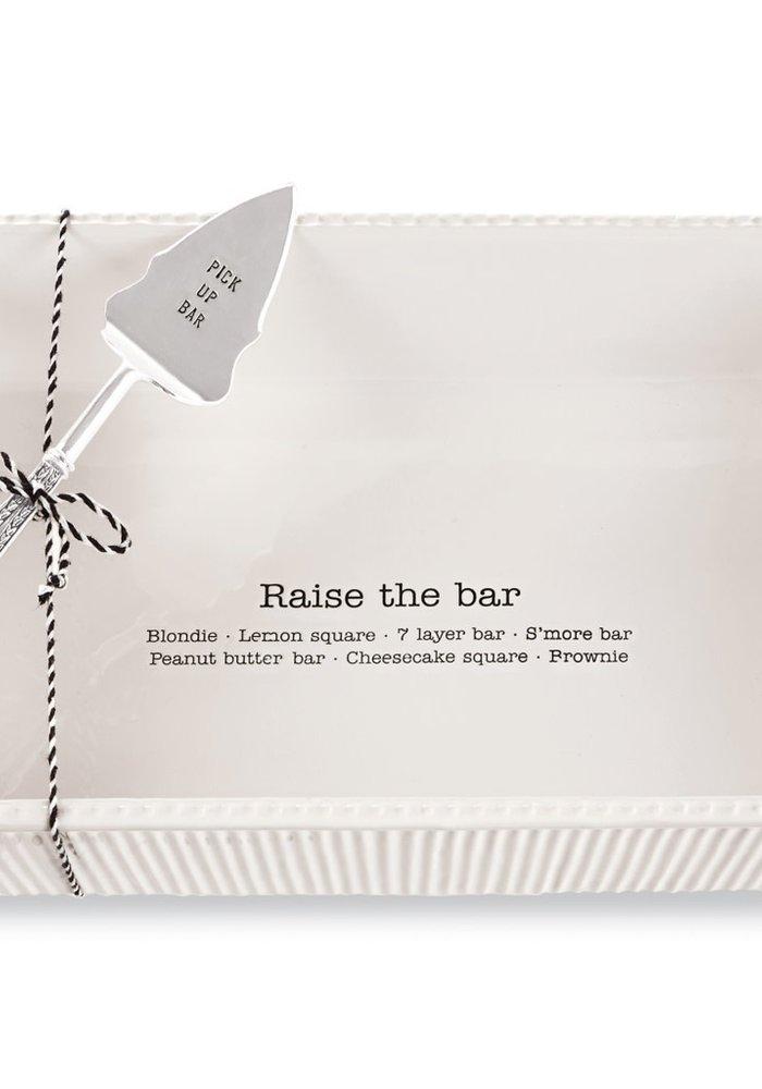 """Raise the Bar"" Dessert Baker Set"