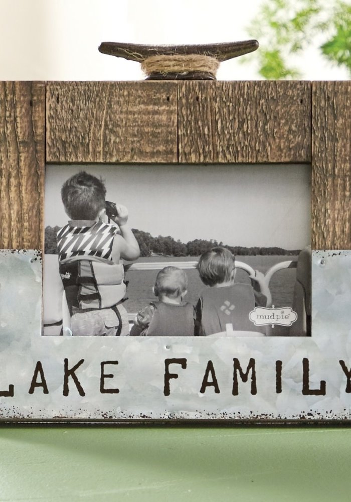 Lake Family Frame