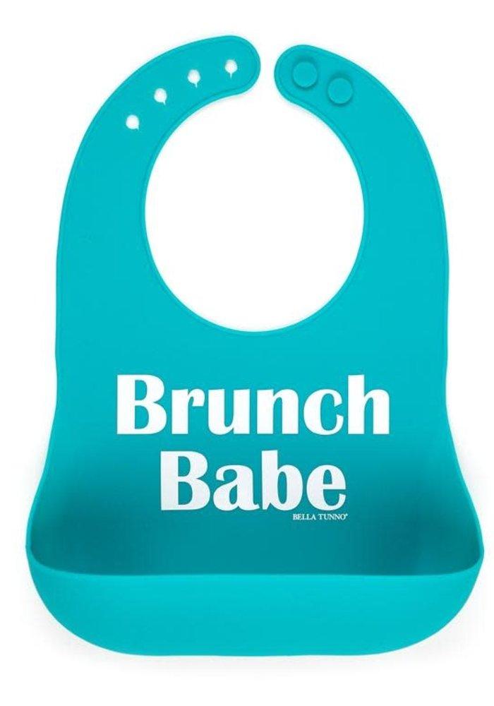 """""""Brunch Babe"""" Wonder Bib"""