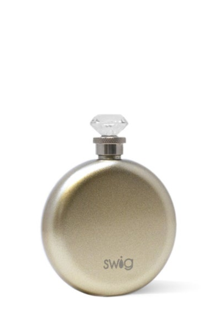 5oz Swig Round Flask