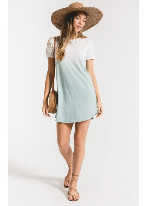 Z Supply The Ombre Dip Dye Dress