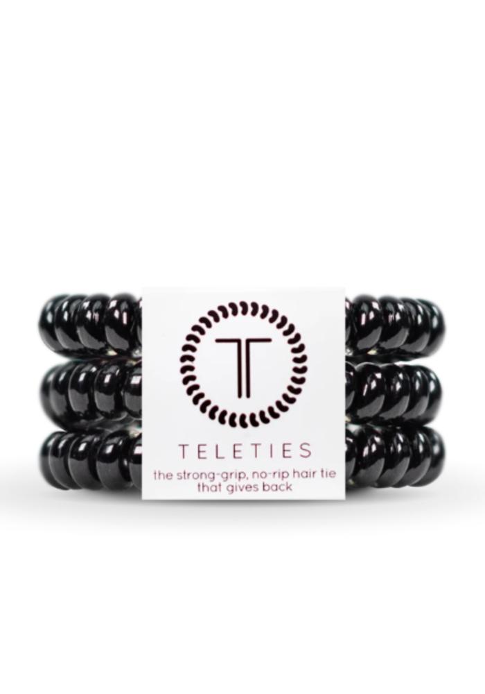 Jet Black Teleties