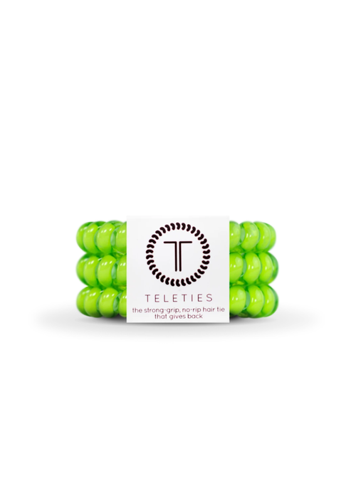 teleties Lime Teleties