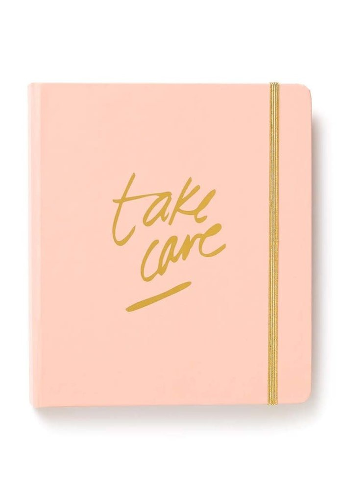 Take Care Wellness Planner Journal