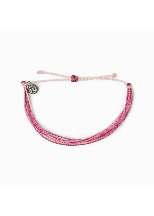 Pura Vida Original Bracelet Stop and Smell the Roses