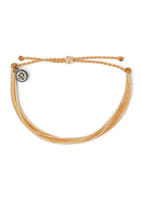 Pura Vida Original Bracelet Sepia
