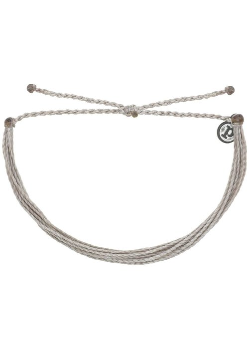 Pura Vida Original Bracelet Silver Light