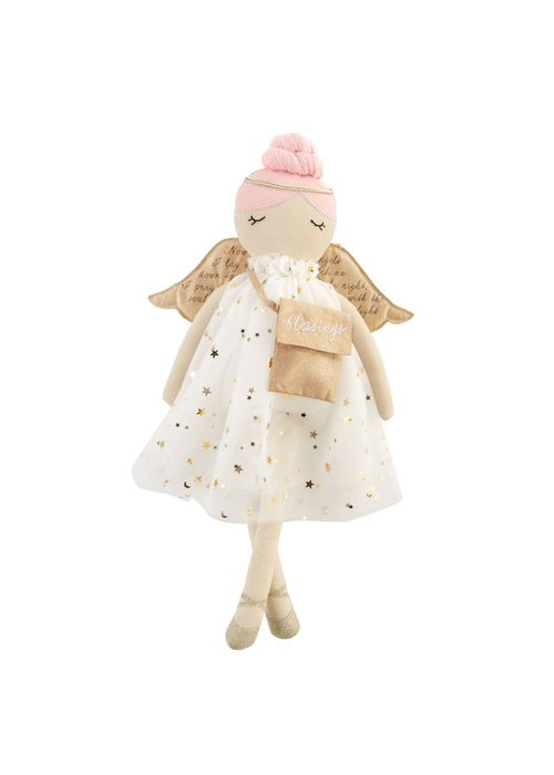 Mudpie Angel Doll (Star Dress)