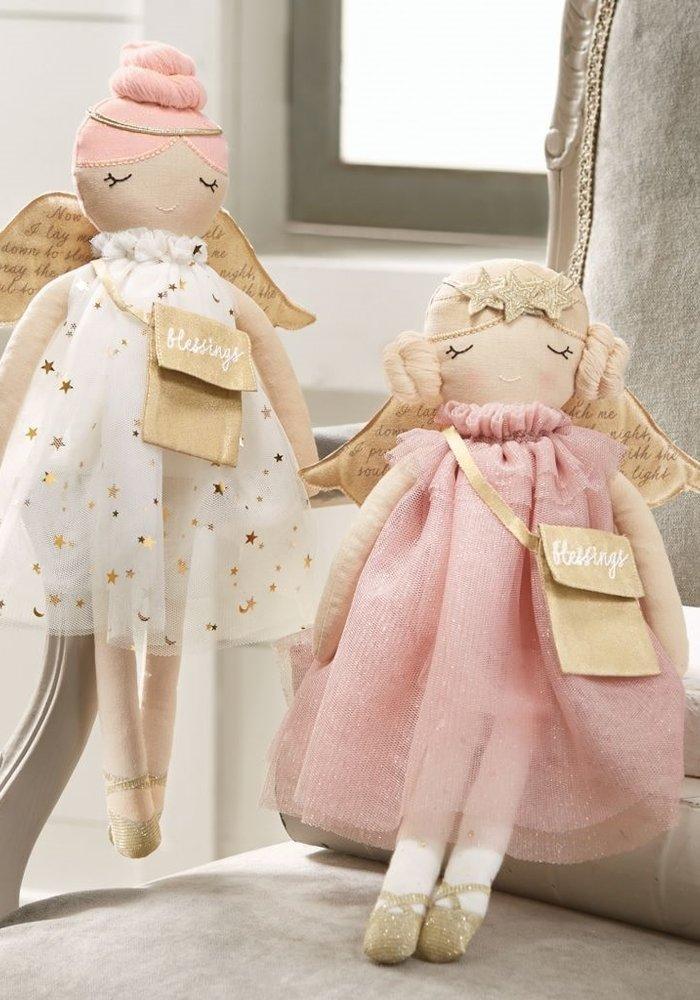 Angel Doll (Pink Dress)