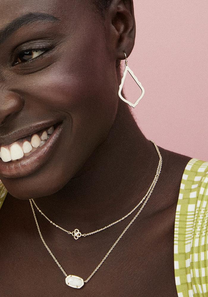 Sophia Drop Earring Gold