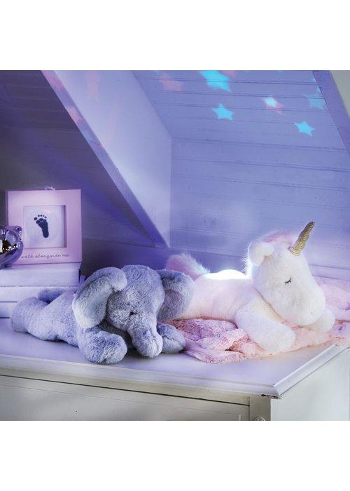 Mudpie Starry Night Light Up Plush