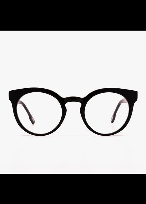 DIFF Eyewear DIFF Selena Blue Light Glasses Black
