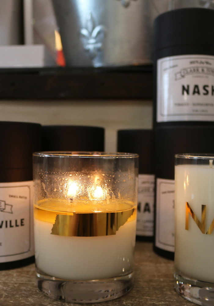 Hendersonville Reusable Candle
