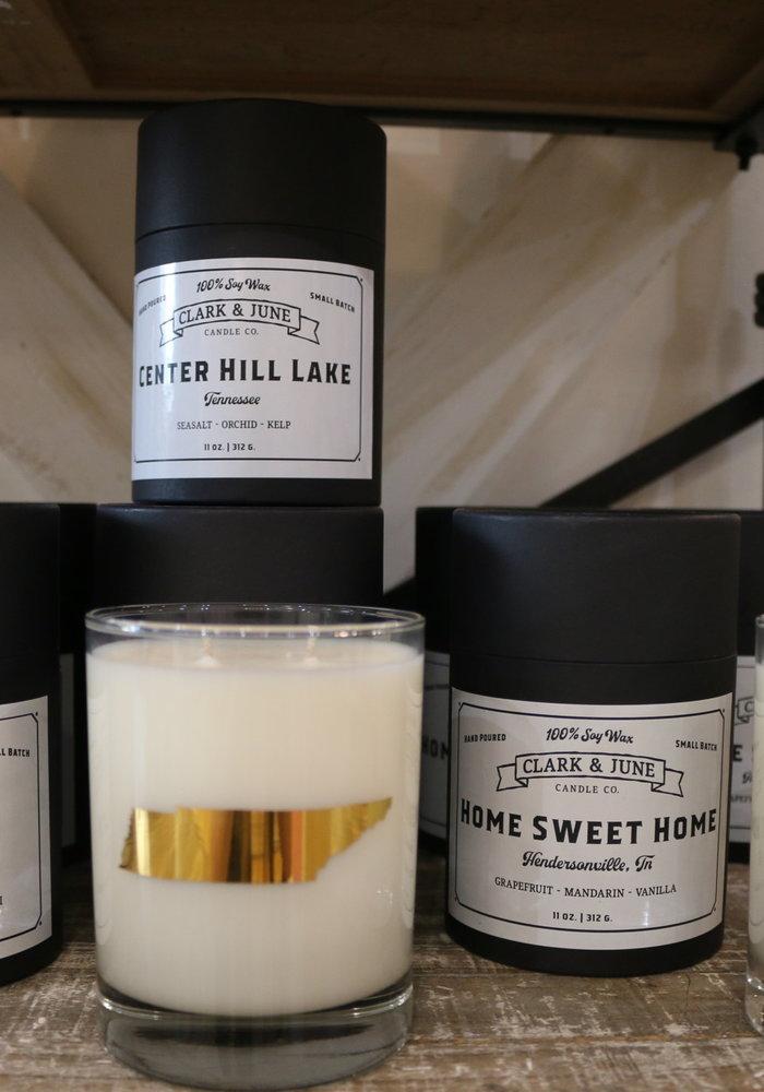 Gallatin Reusable Candle