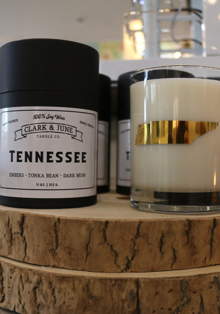 Tennessee Reusable Candle