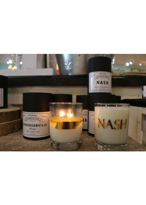 Clark & June Candle Co. NASH Reusable Candle