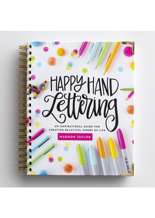 Happy Hand Lettering Guidebook